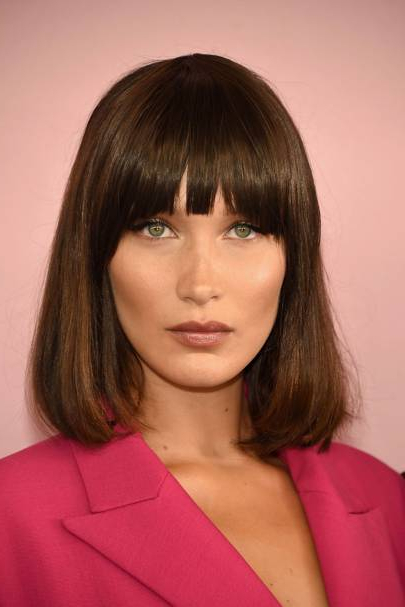 Fringe Hairstyles 2019 | British Vogue with regard to Long Hairstyles Vogue