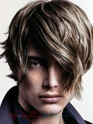 Funky Mens Haircuts | Rad Men's Cuts | Men Hair Color, Hair Cuts intended for Hairstyles Long Front Short Back