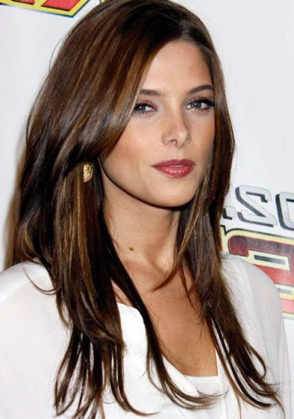 Gallery Of Long <B>Brunette</b> <B>Hairstyles</b> For Women And Girl Regarding Long Hairstyles For Brunettes (View 17 of 25)