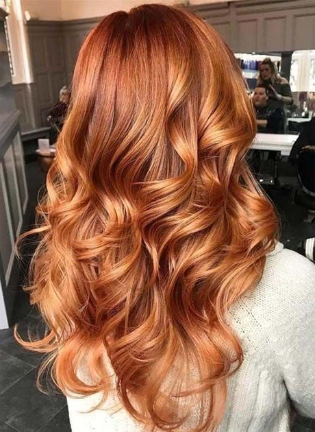 Ginger Hair Colors For Long Hair 2018-2019 | 2018 Hairstyles For in Long Hairstyles Redheads