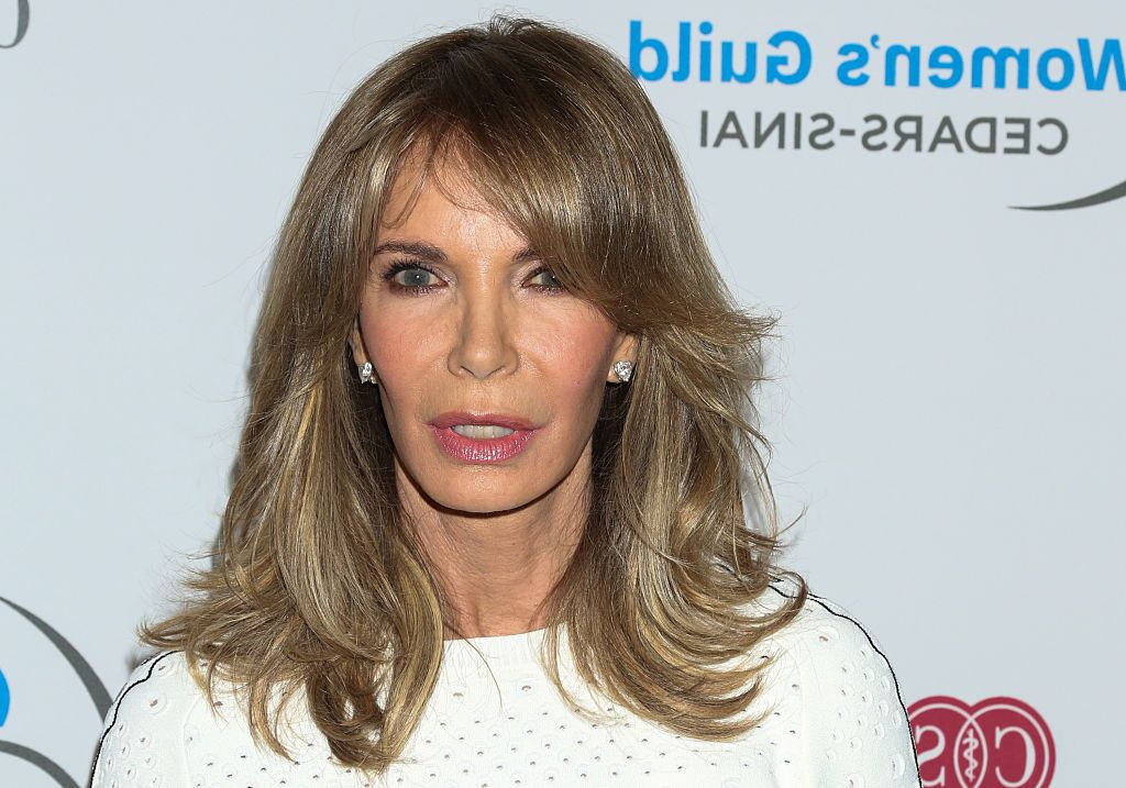Gorgeous Medium-Length Haircuts For Women Over 50 in Long Hairstyles Women Over 50