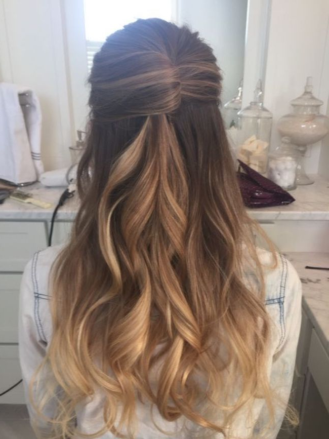 Gorgeous Wedding Hairstyles For Long Hair | Tania Maras pertaining to Wedding Long Hairdos