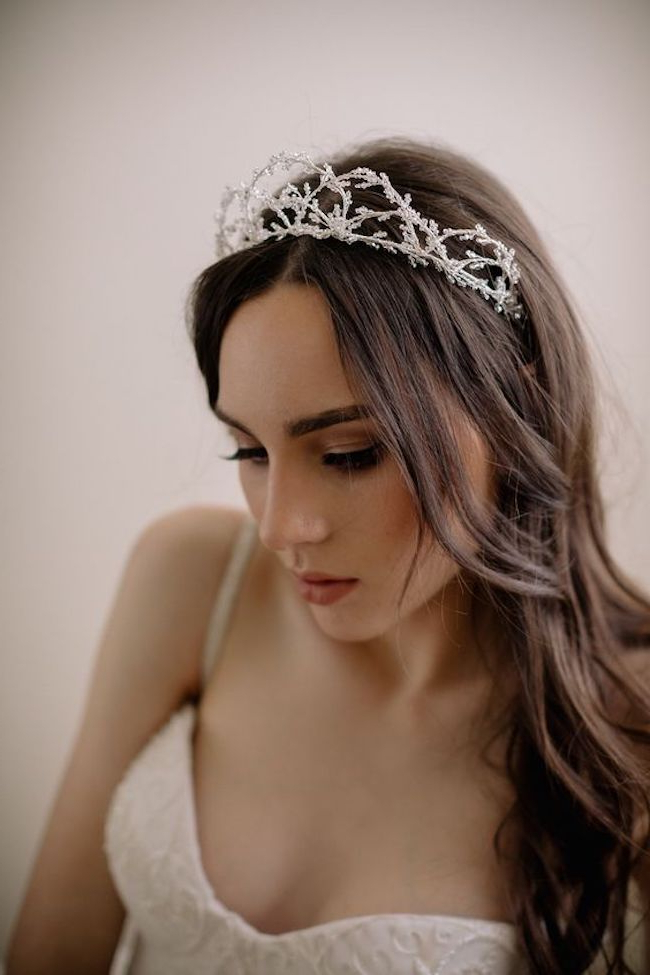 Gorgeous Wedding Hairstyles For Long Hair | Tania Maras Throughout Long Hairstyles With Volume At Crown (View 18 of 25)