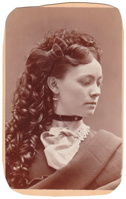 Gothic Horror: Late Victorian Hairstyles with regard to Long Victorian Hairstyles