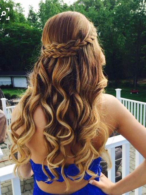 Featured Photo of 8Th Grade Graduation Hairstyles For Long Hair