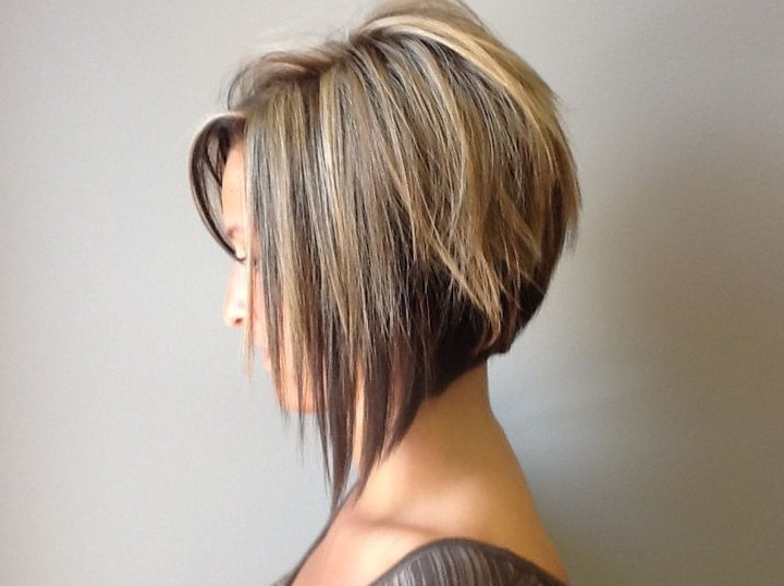 Graduated Bob Haircut – Trendy Short Hairstyles For Women – Pretty Intended For Graduated Long Haircuts (View 16 of 25)