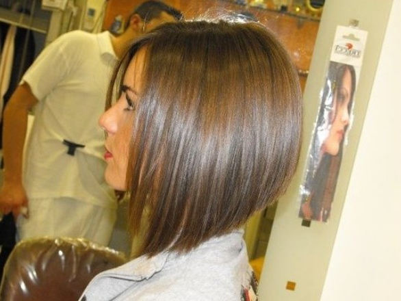 Graduated Bob Haircut – Trendy Short Hairstyles For Women – Pretty Pertaining To Graduated Long Haircuts (View 12 of 25)