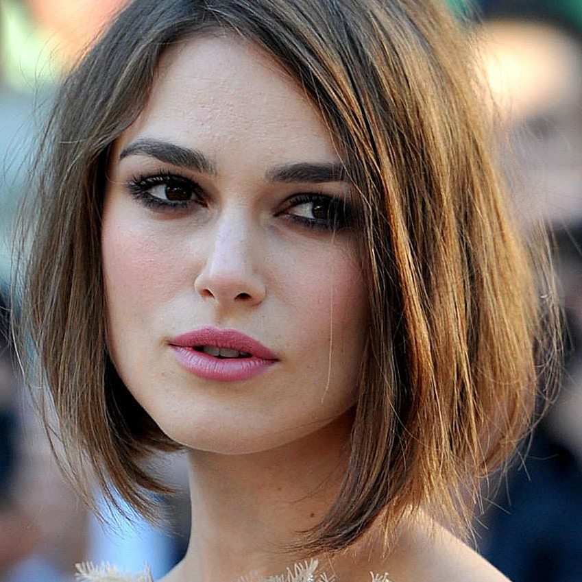 Great Haircuts For Your Square-Shaped Face intended for Long Jaw Hairstyles