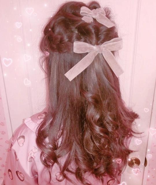 Gyaru Hairstyles | Tumblr pertaining to Long Kawaii Hairstyles