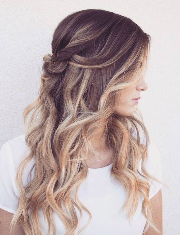 Hair Color Ideas For Long Hair – Latest Top Best Hair Colors In 2016 Intended For Long Hairstyles With Color (View 25 of 25)