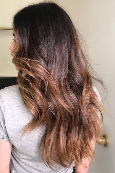 Hair Colours 2019: The Best Colour Ideas For A Change Up | Glamour Uk For Long Hair Colors And Cuts (View 9 of 25)