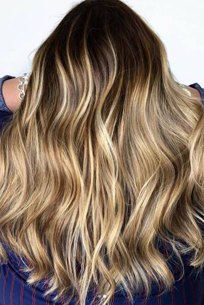 Hair Colours 2019: The Best Colour Ideas For A Change Up | Glamour Uk Inside Long Hairstyles And Colours (View 13 of 25)