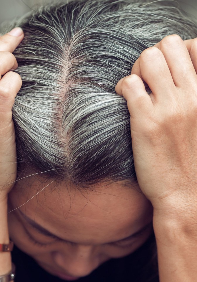 Hair Mistakes That Make You Look Older – Aging Hair Styles Inside Loose Layers Hairstyles With Silver Highlights (View 21 of 25)