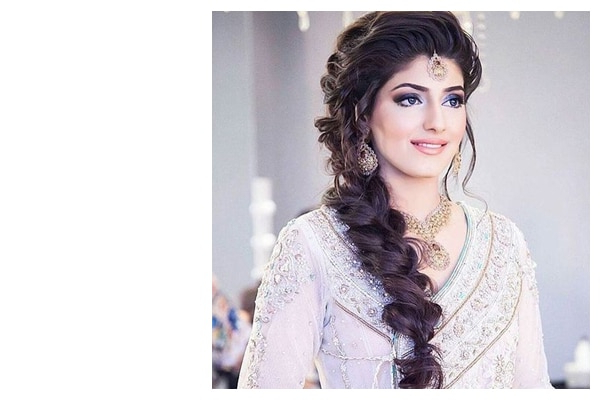 Hair Styles For Indian Brides With Long Hair Within Indian Hair Cutting Styles For Long Hair (View 14 of 25)