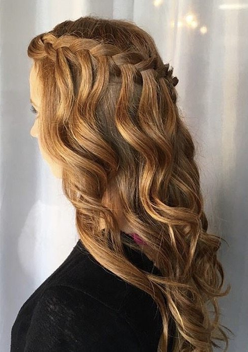Hair Styling For Special Occasions – Formal Hair Styles, Prom & Wedding Regarding Long Hairstyles For Special Occasions (View 6 of 25)