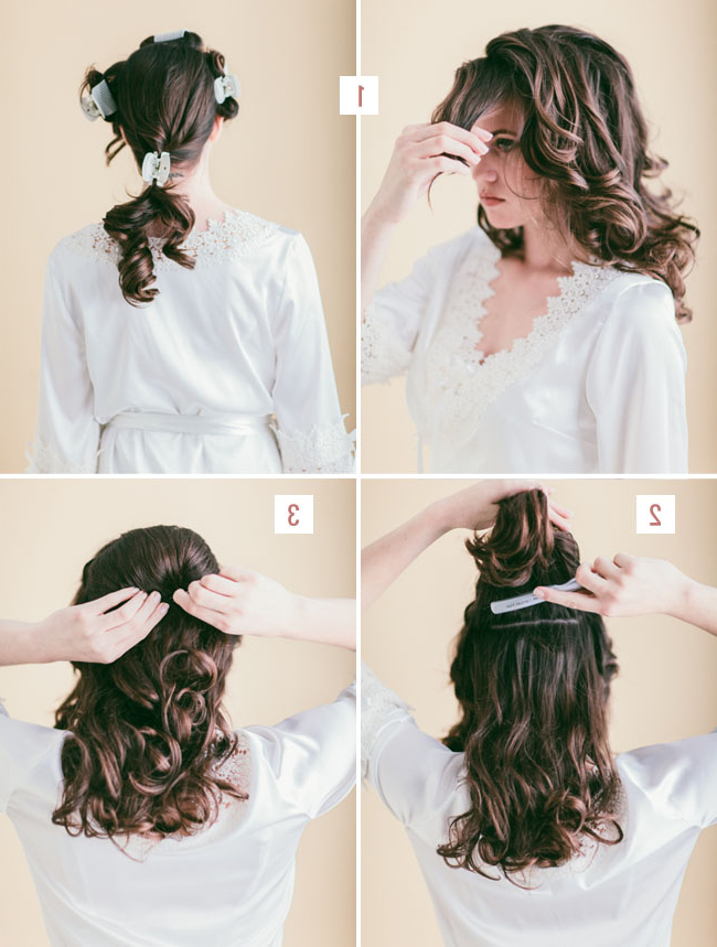 Hair Tutorial: Loose Braided Updo Intended For Blooming French Braid Prom Hairstyles (View 22 of 25)