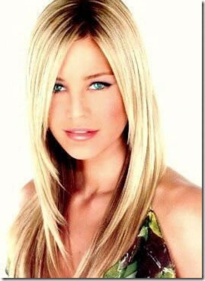Haircuts For Long Fine Straight Hair 20 Best Ideas Of Long Intended For Long Hairstyles Fine Straight Hair (View 5 of 25)