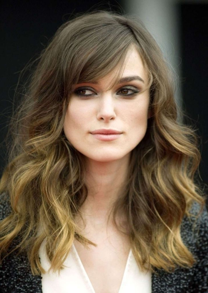 Haircuts For Long Wavy Hair Oval Face – Popular Long Hairstyle Idea Throughout Long Hairstyles For Square Face (View 20 of 25)