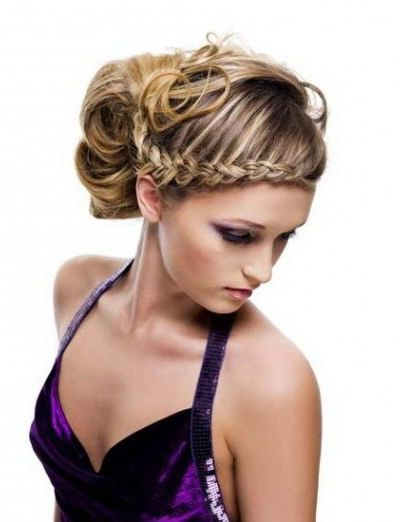 Hairstyle For Cocktail Party | Hairstyle For Party | Hair, Hair Throughout Long Hairstyles For Cocktail Party (View 16 of 25)