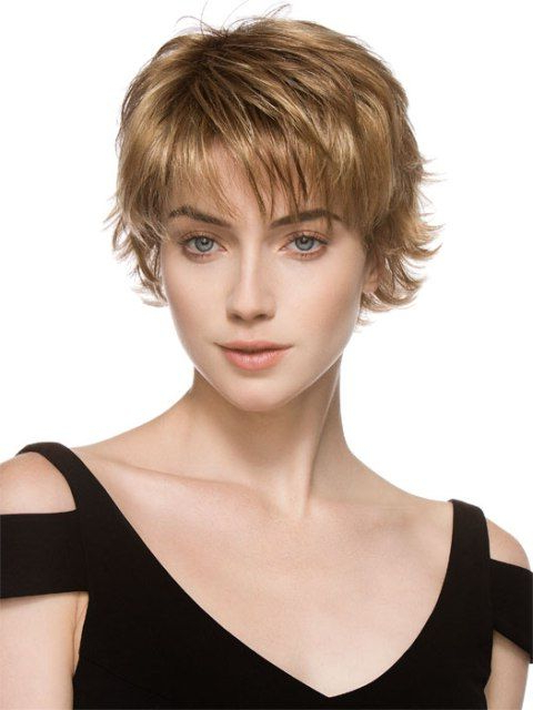 Hairstyle For Long Face Thin Hair 16 Sassy Short Haircuts For Fine Pertaining To Long Haircuts For Fine Hair And Long Face (View 24 of 25)