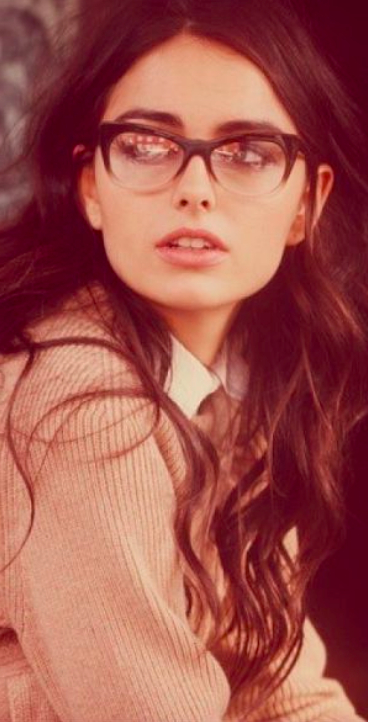 Hairstyle Ideas For A Small Forehead And Glasses – Women Hairstyles Within Long Hairstyles With Glasses (View 9 of 25)