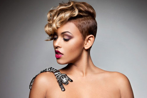 Hairstyle Ideas With Shaved Sides – Hair World Magazine Inside Half Shaved Long Hairstyles (View 24 of 25)