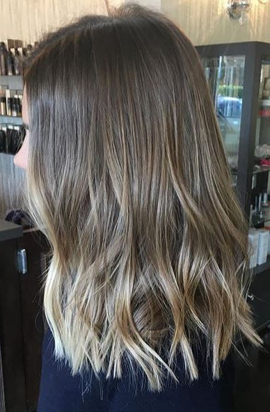 Hairstyle Inspiration – Loose Waves With Blunt Ends | Haircuts In In Blunt Cut Long Hairstyles (View 15 of 25)