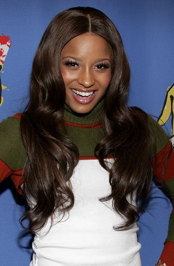 Hairstyles: Ciara – Long Wavy Hairstyle With Ciara Long Hairstyles (View 11 of 25)