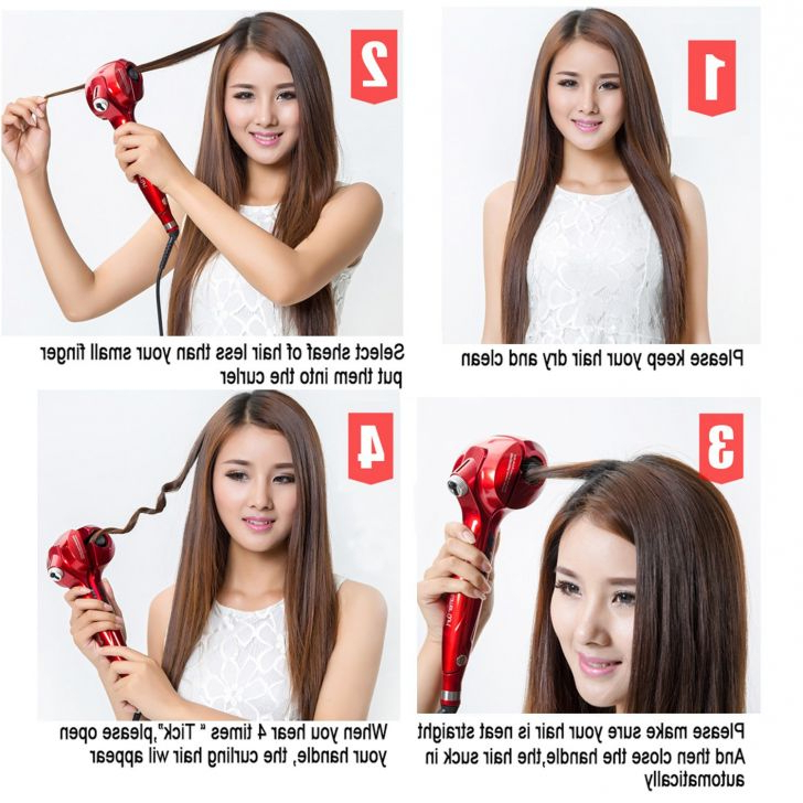 Hairstyles : Curlers For Long Hair Thick Hair Curlers For Kids Within Curlers For Long Hair Thick Hair (View 8 of 25)
