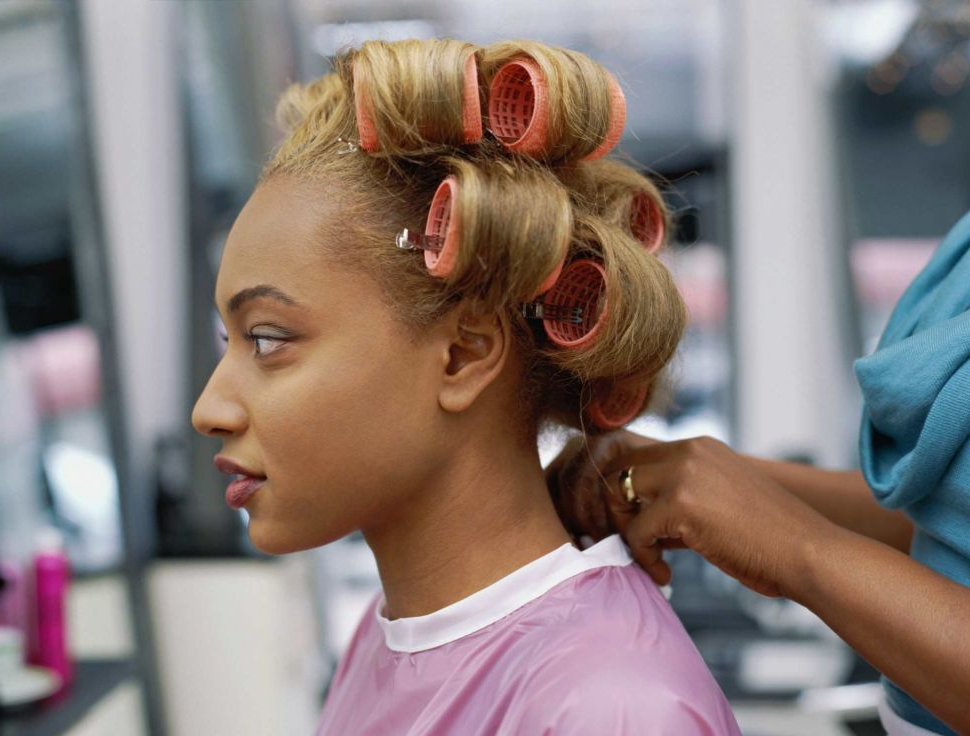 Hairstyles : Curlers For Long Hair Thick Hair Licious 5 Ways To Add For Curlers For Long Thick Hair (View 18 of 25)