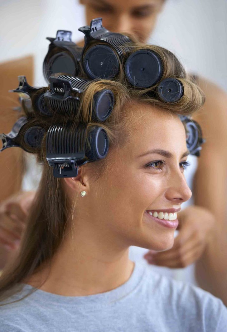 Hairstyles : Electric Curlers For Long Hair Hairstyless In Electric Curlers For Long Hair (View 10 of 25)