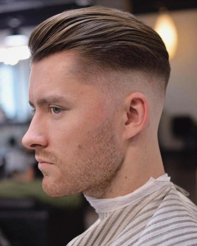 Hairstyles For A Receding Hairline Pertaining To Long Hairstyles Receding Hairlines (View 15 of 25)