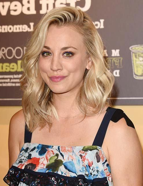 Hairstyles For Around Faces And Celebrities With Round Faces Within Long Hairstyles Celebrities (View 18 of 25)