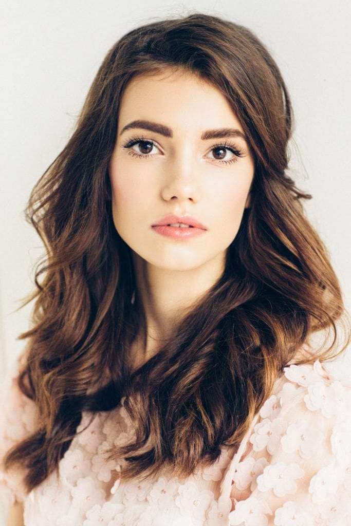Hairstyles For Long Brown Hair: 16 Unique Looks To Try Inside Long Hairstyles Brown (View 18 of 25)