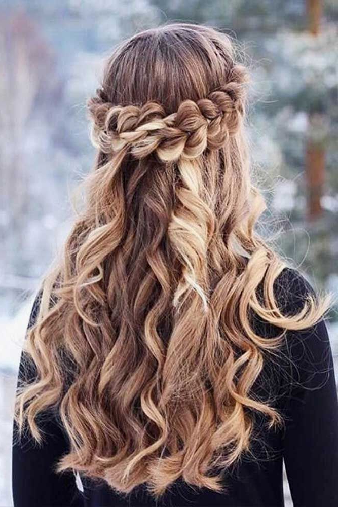 Hairstyles For Long Hair For Prom – Prom Hairstyles For Long Hair Inside Curly Knot Sideways Prom Hairstyles (View 2 of 25)