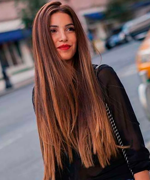 Hairstyles For Long Hair Inside Long Hairstyles Women (View 23 of 25)