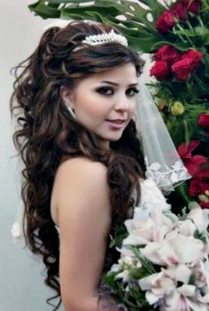 Hairstyles For Long Hair Quinceanera — Wedding Academy Creative Within Long Quinceanera Hairstyles (View 18 of 25)