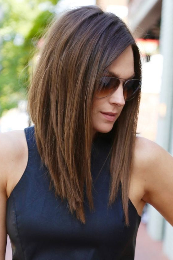Hairstyles For Long Thin Faces In Long Thin Face Hairstyles (View 6 of 25)