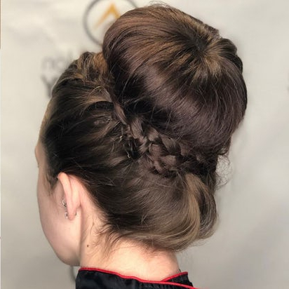 Hairstyles For Military Balls (91+ Images In Collection) Page 2 Inside Long Hairstyles For Balls (View 12 of 25)