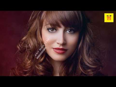 Hairstyles For Oval Shaped Faces And Thin Hair For Long Hair Women Throughout Hairstyles For Thin Faces With Long Hair (View 21 of 25)