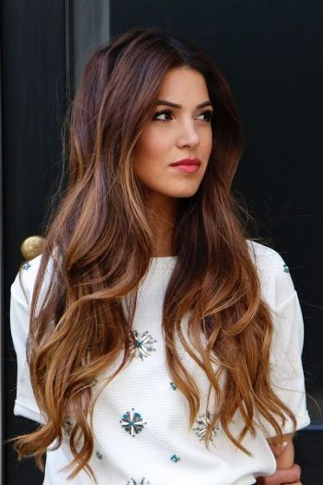 Hairstyles For Thick Wavy Long Hair – Hairstyles For Long Hair For Long Hairstyles Thick Wavy Hair (View 12 of 25)