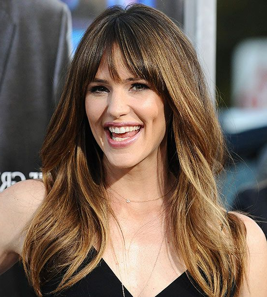 Hairstyles For Women Over 40 | Celebrity's | Hair Styles, Hair, Long For Long Hairstyles After (View 7 of 25)