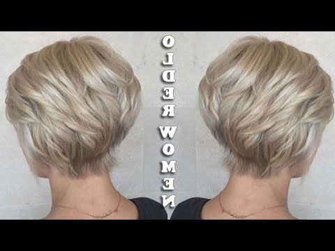Hairstyles For Women Over 50 – Grey Hair And Short Hair For Older Throughout Long Hairstyles For Grey Haired Woman (View 25 of 25)