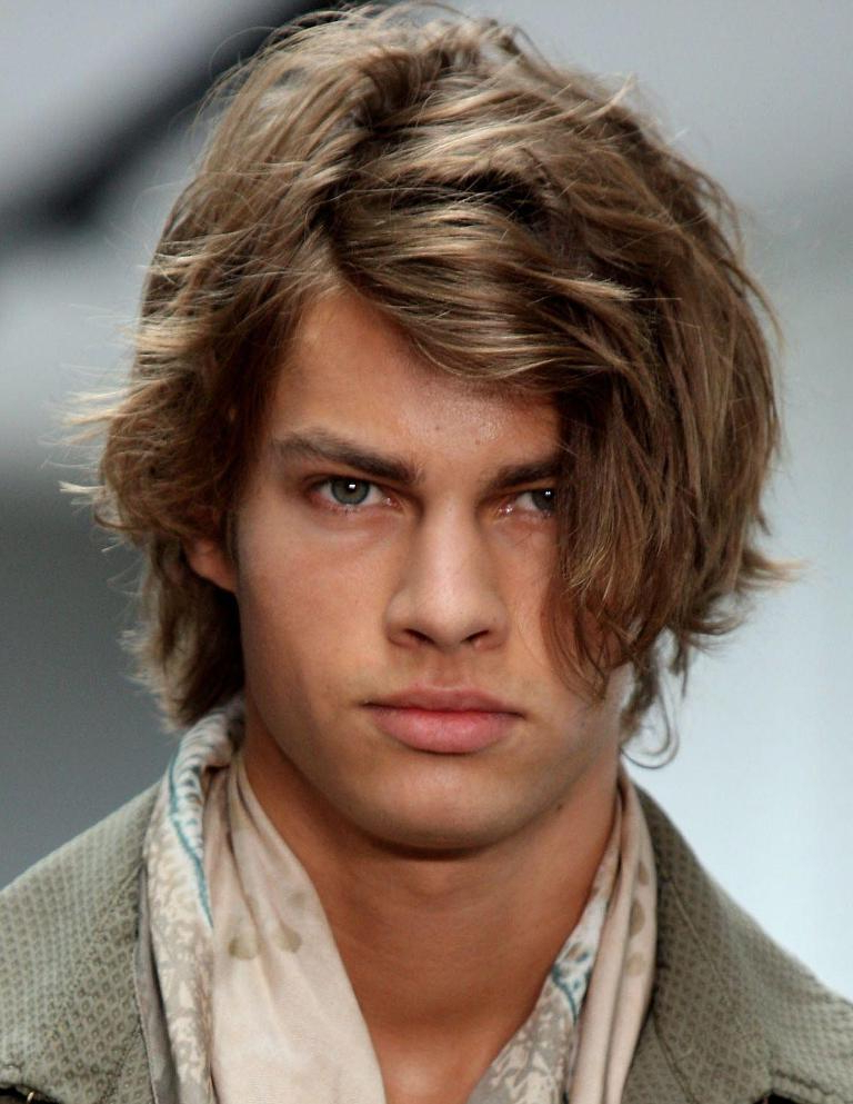 Hairstyles For Young Men With Long Hair — Classic Style : New For Long Young Hairstyles (View 3 of 25)