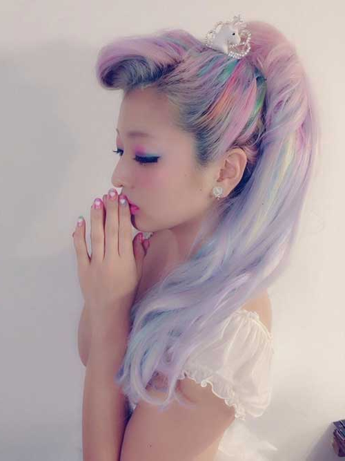 Hairstyles & Haircuts – Hairstyles For Every Taste With Regard To Long Kawaii Hairstyles (View 18 of 25)