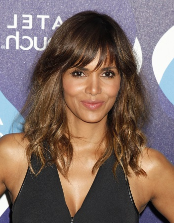 Hairstyles: Halle Berry – Long Beachy Hairstyle Throughout Halle Berry Long Hairstyles (View 17 of 25)
