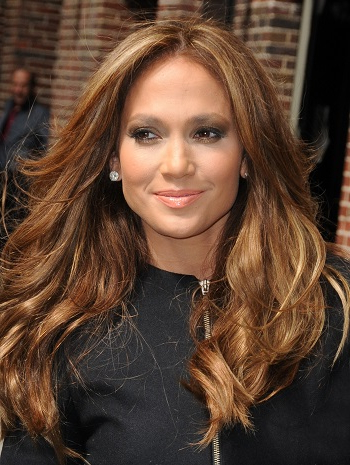 Hairstyles: Jennifer Lopez – Long Layered Hairstyle Within Long Hairstyles Over (View 21 of 25)