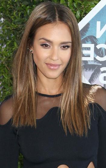 Hairstyles: Jessica Alba – Long Straight Hairstyle Intended For Jessica Alba Long Hairstyles (View 8 of 25)