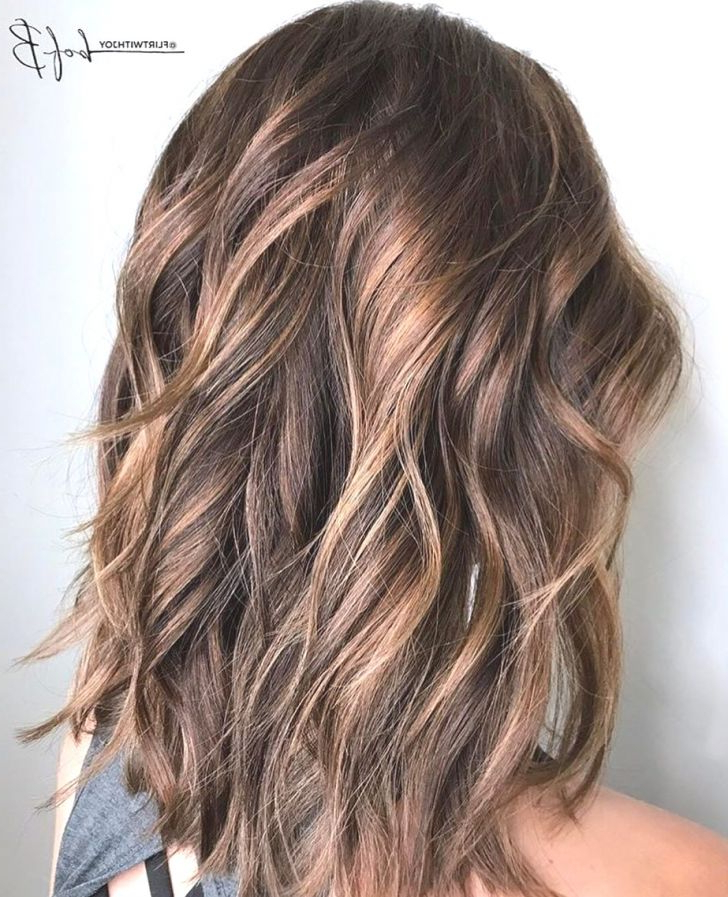 Hairstyles : Layered Brown Hair Brown Blonde Layered Hairstyle Throughout Brown Blonde Hair With Long Layers Hairstyles (View 24 of 25)