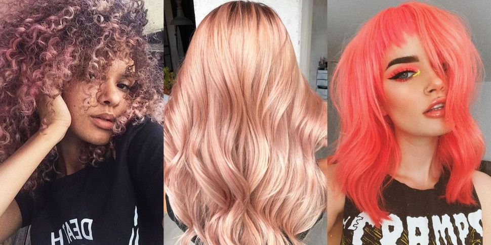 Hairstyles : Long Curly Hair Drop Fade Beautiful 13 Prettiest Spring Intended For Long Hairstyles Dyed (View 23 of 25)